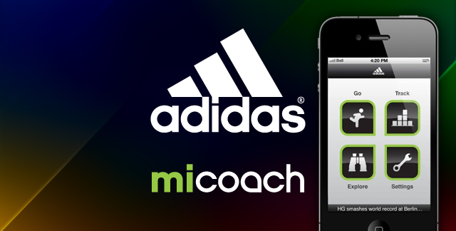 Adidas miCoach - about Android, web, tech from Richard Dancsi