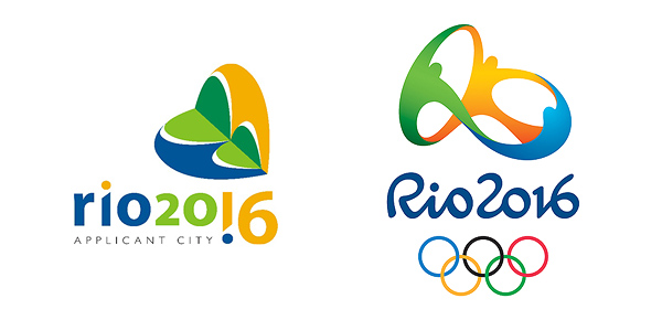 The 2016 Rio Olympics logo is boring